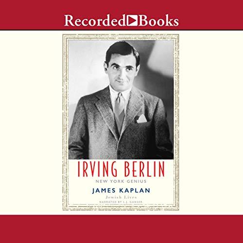 Couverture de Irving Berlin