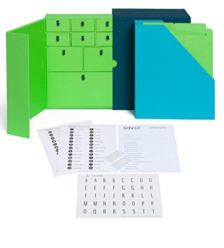 Baby Keepsake Box - Newborn Keepsake Gift – Pregnancy Gift – Baby Shower Gift - Memory Box- Personalized - Handmade, Acid-Free, and Built to Last-Memento Organizer - Ocean