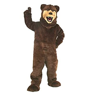 ALINCO Grizzly Bear Mascot Costume from