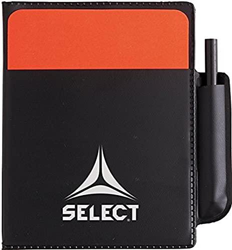 Select Schiedsrichter-Set, schwarz, One Size