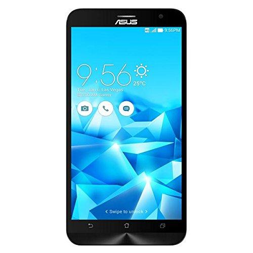 Asus ZenFone 2 ZE551ML Smartphone (14 cm (5,5 Zoll) FullHd Display, Intel Atom Z3580, 4GB Arbeitsspeicher, 128 GB Speicher, Android 5.0) weiß