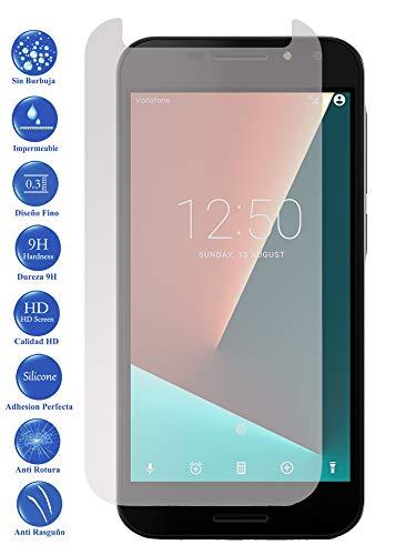 Todotumovil Protector de Pantalla Vodafone Smart N8 de Cristal Templado Vidrio 9H para movil