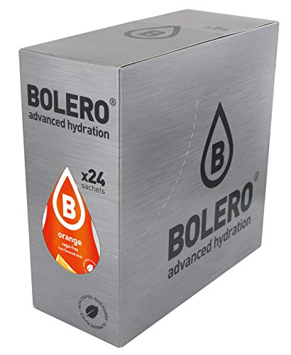 Bolero Drinks Orange 24 x 9g