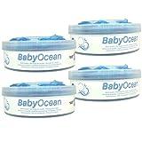 BabyOcean - Ricarica compatibile per il Maialino Sangenic Tec e Twist & Click della Tommee Tippee. (4 pezzi)