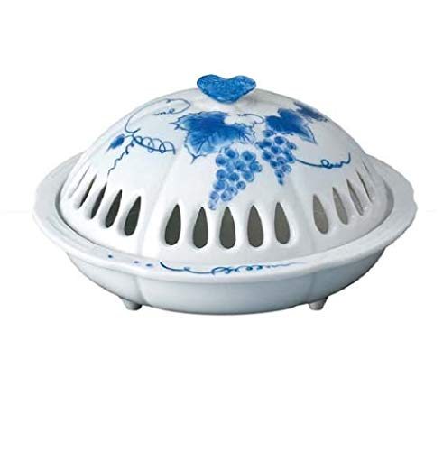 インテリア小物 蚊取り線香立て 風鈴 涼しげな「置物とインテリア」 香炉風 葡萄 蚊遣器