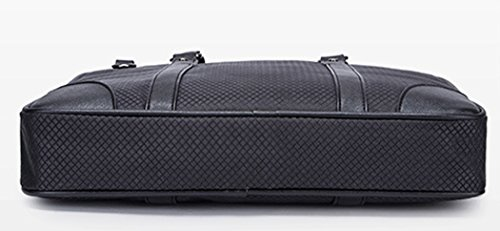 COOFIT Porte Document Oxford Sacoche Homme Business Sac Bandoulière Malette Sac à Main...