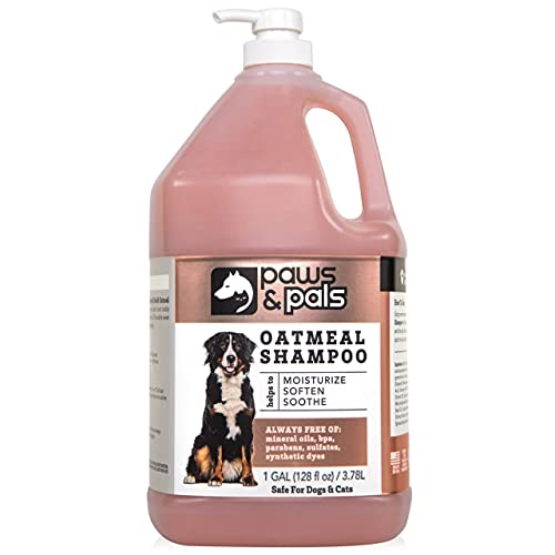 Paws & Pals Dog Shampoo, Conditions, Detangles, Moisturizes, Anti...