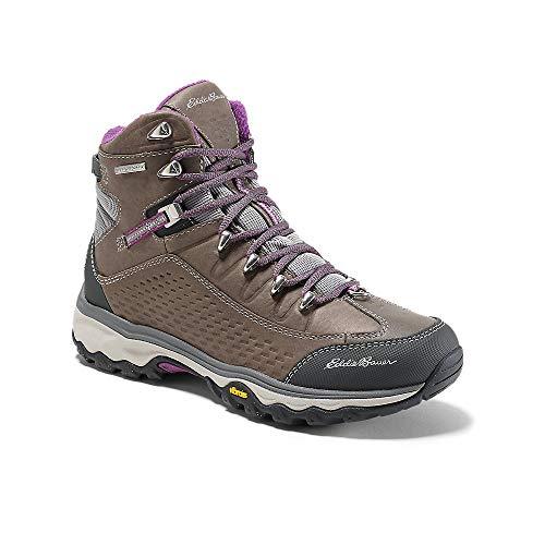 Eddie Bauer Women's Mountain Ops Boot, Cinder Regular 9.5M
