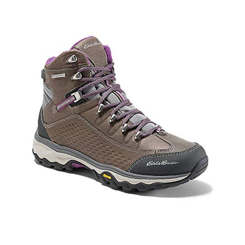Eddie Bauer Women's Mountain Ops Boot, Cinder Regular 8.5M