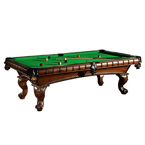 Billiard-Royal Pooltisch Modello Aramis 8 Ft. (simonis860grün)