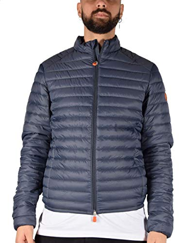 Save The Duck Giacca D32430M-GIGA12 S21 Ombre Blue, 05 L