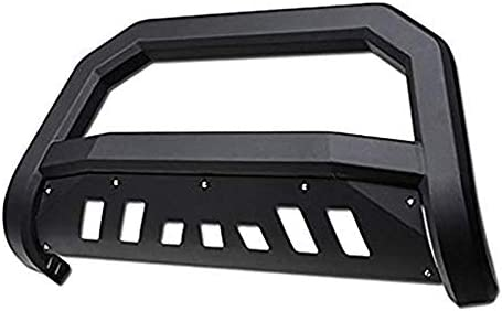 HS Power Matte Excellent Black Solid Edge Compatible Bold Limited Special Price Bull with Bar 07