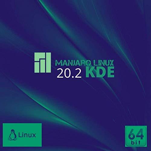Linux Manjaro 20.2 KDE USB Betriebssystem Bootfähig 64Bit