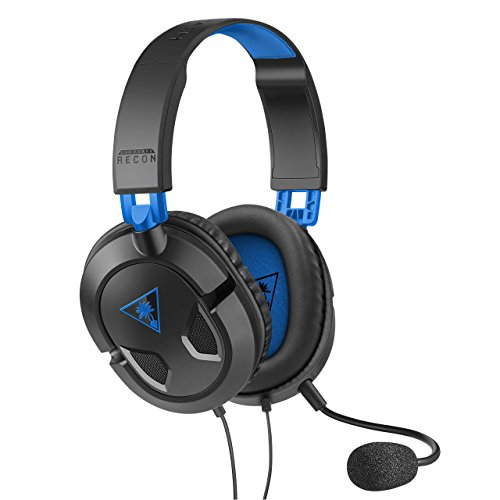 Turtle Beach 50P Ear Force Recon PS4 and Xbox One Compatible 3.5mm Jack Stereo Gaming Headset (Renewed)