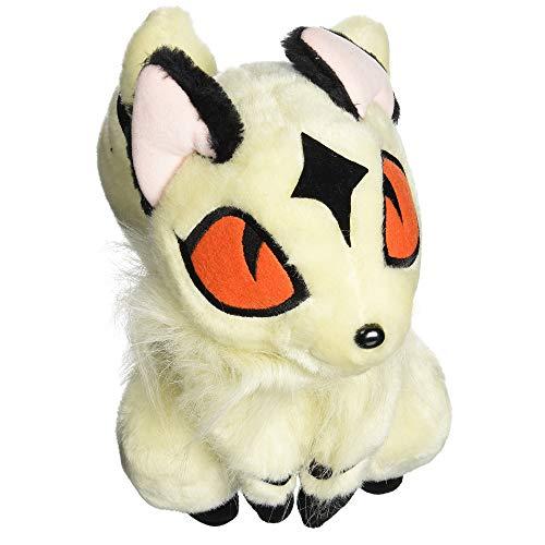 Happyeating Inuyasha Figur Plüschtier, Inuyasha/Kirara Weiches Plüschkissen Kuscheltier für Wohnkultur Spielzeug Geschenke für Kinder Kissen Spielzeug Wurfkissen Geschenk