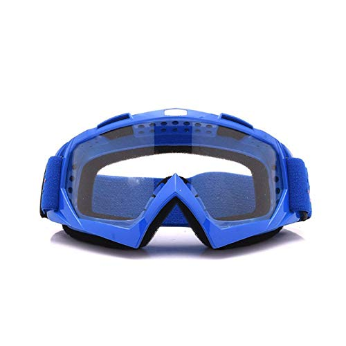 LOLIVEVE Winter Outdoor Sporting Ski Goggles Oogbescherming Anti-Mist Uv400 Sneeuwbril Klemmen Haking Snowboard Googles Skiën Oogkleding
