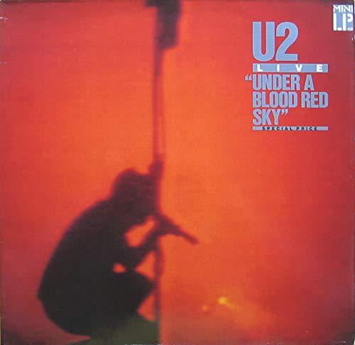 "U2: Live ""Under A Blood Red Sky"" [Vinyl]"