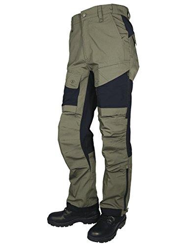 Tru-Spec Men's 24-7 Series Xpedition Pant, Ranger Green/Black, 34W 32L