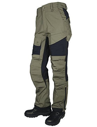 Tru-Spec Men's 24-7 Series Xpedition Pant, Ranger Green/Black, 34W 30L