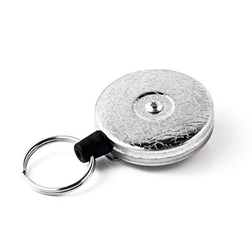 KEY-BAK Original HD Retractable Key Holder, 48