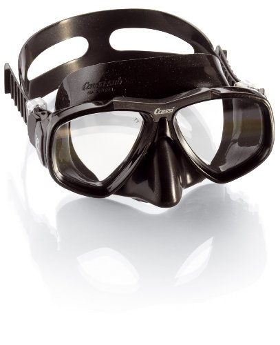 Cressi Masque Focus Clear/Jaune