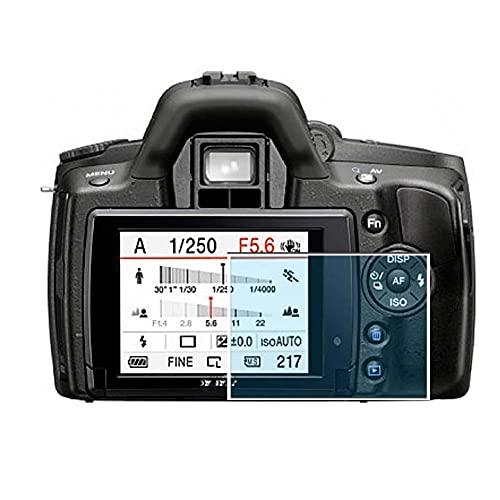 Vaxson 3-Pack Anti Luce Blu TPU Pellicola Protettiva, compatibile con Sony Alpha 390 α390 A390, Screen Protector Film [ Non Vetro Temperato ]