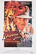 Indiana Jones and the Temple of Doom Movie Poster Mini Poster 11inx17in Master Print