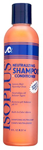 Isoplus Shampoo Neutralizing 8 Ounce (235ml) (2 Pack)