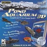 BRAND NEW Selectsoft Publishing Pond Aquarium 3D Standard Edition OS Windows 98 Me 2000 Xp Realism