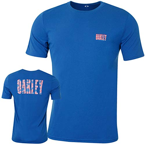 Oakley Men's USA TEE