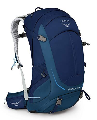 Osprey Stratos 34 sac à dos randonnée eclipse blue