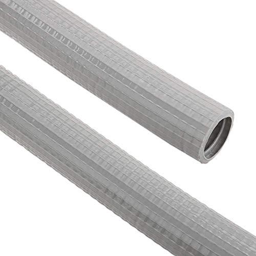 BeMatik - Tubo Corrugado Reforzado PVC M-16 100 m Gris