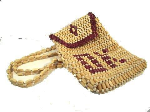 Sacs à bandoulière en bambou