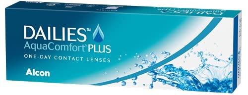 Dailies AquaComfort Plus Tageslinsen weich, 30 Stück / BC 8.7 mm / DIA 14 / -1.75 Dioptrien - 2