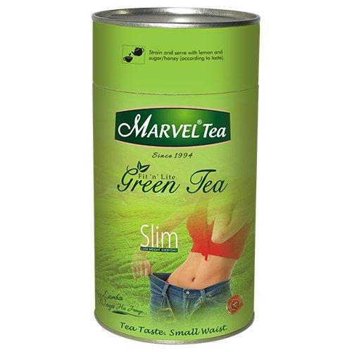 Marvel Tea Slim Green Tea (100 g)