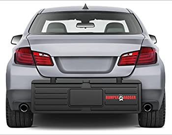 BumperBadger Classic Edition - 2020 The Best Rear Bumper Protector and Rear Bumper Guard for Outdoor Street Parking