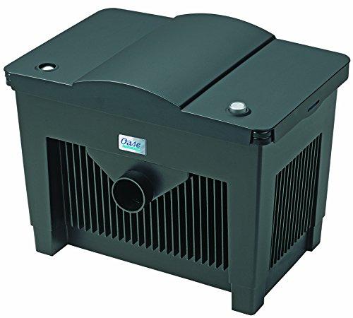 OASE 56776 Durchlauffilter BioSmart 18000 | Filter | Filtersystem | klares Teichwasser | Teichfilter