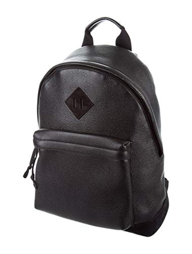 Tom Ford Men's Black Leather Tote Backpack