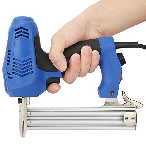 Clavadora eléctrica Brad F30 Pistola de clavos eléctrica Grapadora Clavadora de acabado...