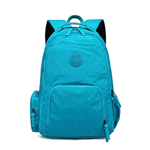 N\C Men and women of the same type of travel outdoor folding backpack trekking storage wear-resistant travel backpack