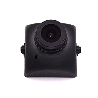 LHI 2.8mm FPV Camera 700TVL CMOS Wide Anlge Lens 12V NTSC for Racing Drone Multicopter by Lhi