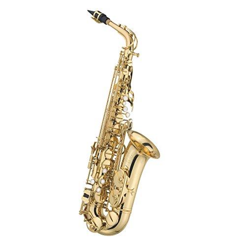 Jupiter JAS500Q Alt Saxofoon - gouden lak