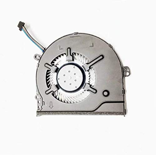GIVWIZD Laptop Replacement CPU Cooling Fan for HP Pavilion 14-bk061st 14-bk063st 14-bk000nf 14-bk001la 14-bk001na 14-bk001ne 14-bk001nf