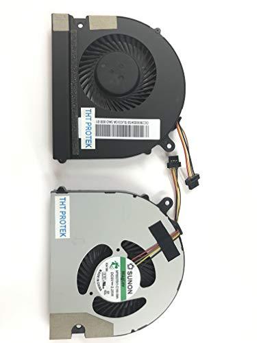 Kompatibel für Acer Aspire R7-751, R7-751G Lüfter Kühler Fan Cooler