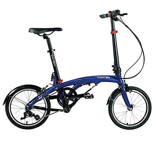 """Dahon Bicicletta pieghevole EEZZ D3 16"""""""