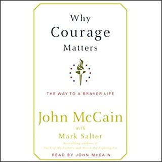 Why Courage Matters audiobook cover art