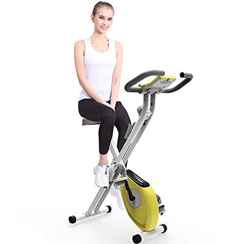 JUAN Bicicletas De Ejercicio Plegable Indoor Cycling Bike Exercise Estática Gym Machine Fitness para Adelgazar Equipamiento