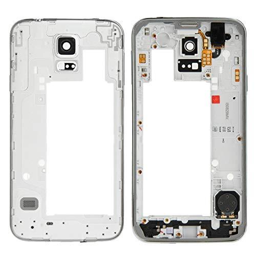 Dongdexiu Accesorio de Repuesto Reemplazo de Bisel de Marco Medio para Samsung Galaxy S5 Neo / G903