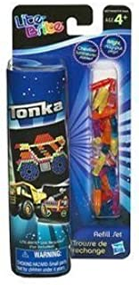 2 X Lite Brite TONKA Refill Set with BONUS Pegs