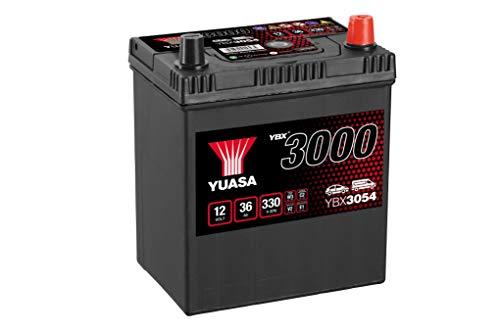 Yuasa YBX3054 12V 36Ah 330A SMF Battery